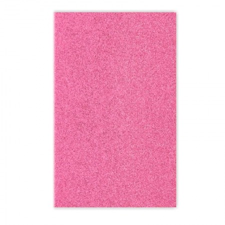 Placa de EVA 40x60cm - com glitter rosa claro - Seller