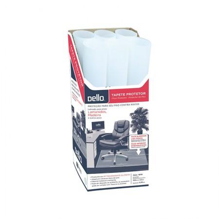 Tapete protetor de piso - Fosco Translúcido - 6551.H - Dello