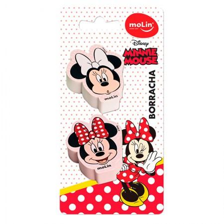 Borracha Minnie - com 2 unidades - 22362 - Molin