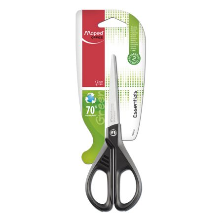 Tesoura Multi-uso essentials green - 468010 - 17 cm - Maped