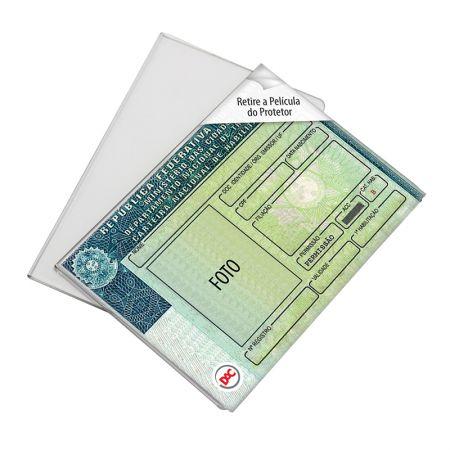 Protetor para CNH em acrílico - 1581 - Dac