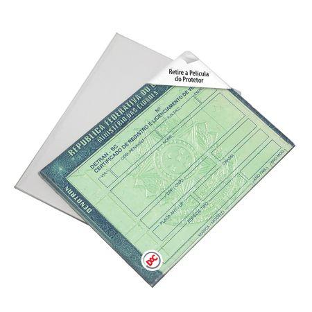 Protetor para documento de carro em acrílico - 1579 - Dac