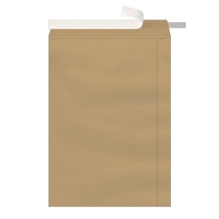 Envelope autocolante saco Kraft SKN636 260x360mm - caixa com 100 unidades - Scrity