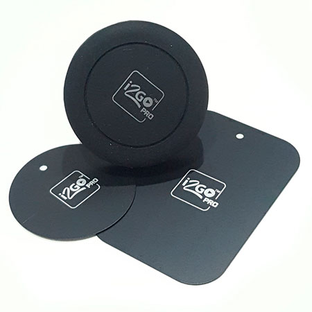 Suporte veicular magnético Pro Smartphone I2GCHR234 - I2GO