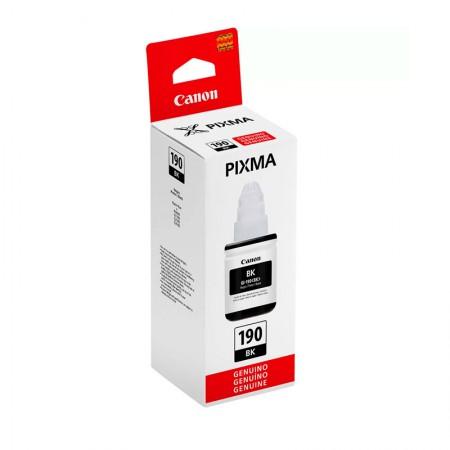 Cartucho Canon GI190BK - Preto 135ml