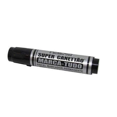 Super canettão - Preto - 20mm - Radex