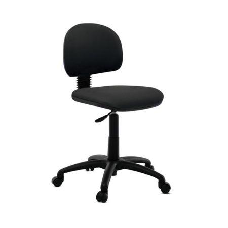 Cadeira tyson base preta giratoria - ovalina - T1011 - CA0259 - Rossi