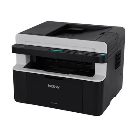 Impressora Multifuncional Laser Mono DCP-1617NW - Brother