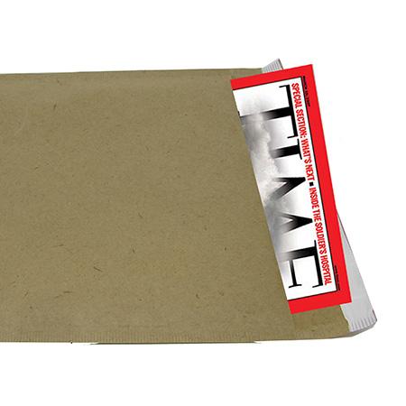 Envelope saco bolha 23x30 cm - interno para livros - Radex