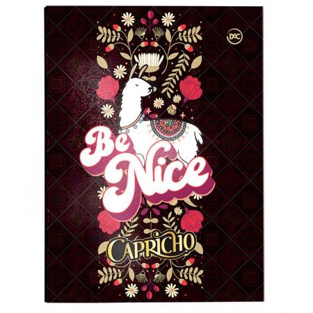 Pasta catálogo sem visor - 2919 - Capricho New Boho - com 10 envelopes plásticos - Dac