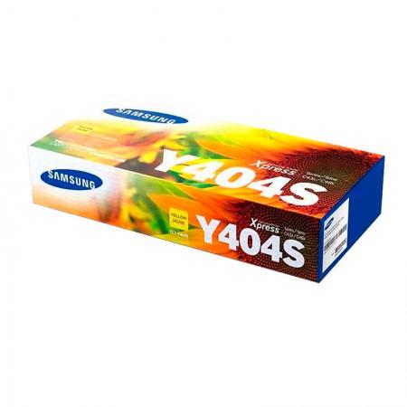 Toner Samsung CLT-Y404S / 4HZ04A - amarelo - 1.000 páginas - serie CLP 480