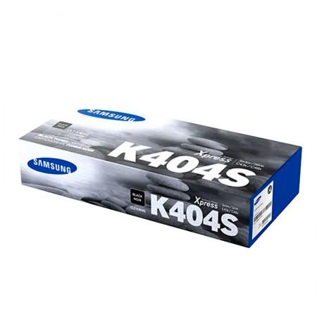 Toner Samsung CLT-K404S / 4HZ03A - preto - 1.500 páginas - serie CLP 480