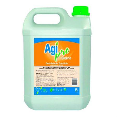 Desinfetante Agi Pro Cleene - Eucalipto - com 5 litros - Archote