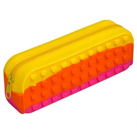 Estojo escolar com ziper - E213 - Sweet Colorido Horizontal - Dac