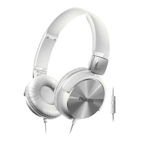 Fone de ouvido SHL3165WT - branco - Philips