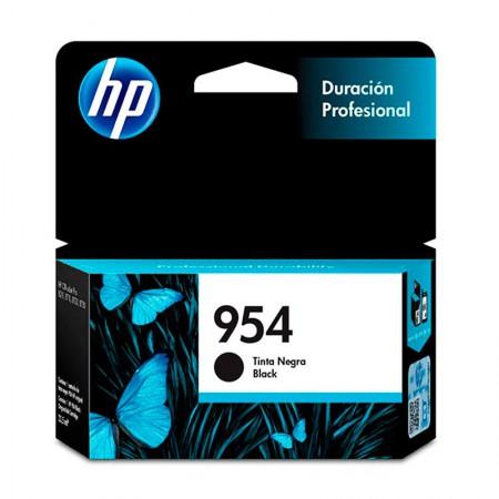 Cartucho HP Original (954) L0S59AB - preto rendimento 1000 páginas