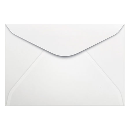 Envelope branco visita COF072 130x190mm 500 unid Scrity