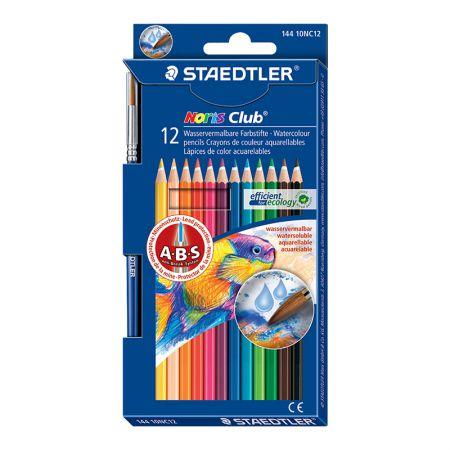 Lápis de cor 12 cores - Noris Club 144 - Staedtler