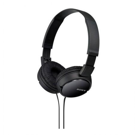 Fone de ouvido MDR-ZX110 preto - Sony