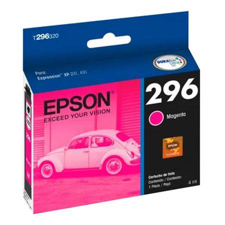 Cartucho Epson (296) T296320 - magenta 250 páginas