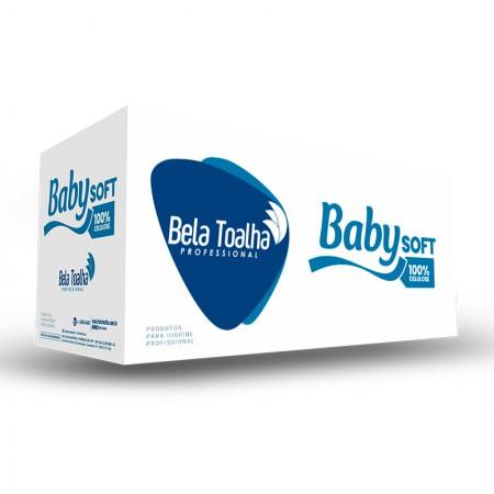 Papel toalha interfolha Luxo Simples 23x21 5000 Fls - Baby
