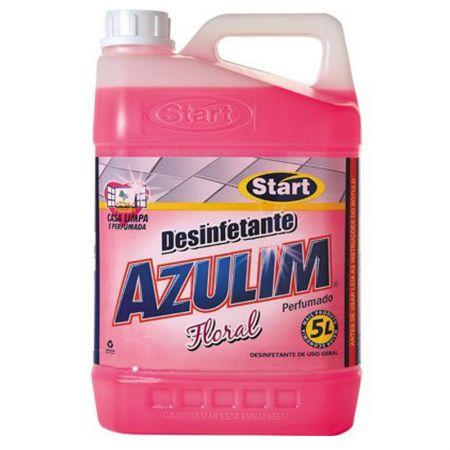 Desinfetante Azulim floral 5 litros - Start Química