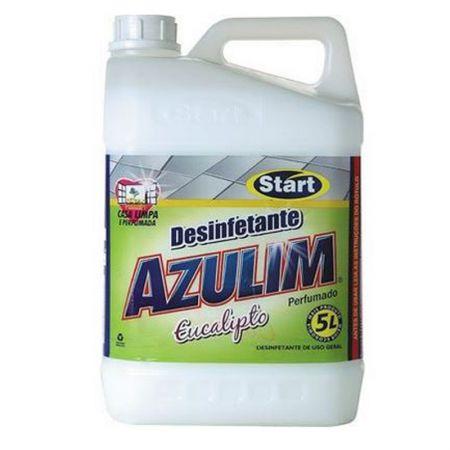 Desinfetante Azulim eucalípto 5 litros - Start Química