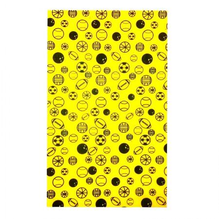 Placa de EVA 40X60cm - estampada futebol - Seller