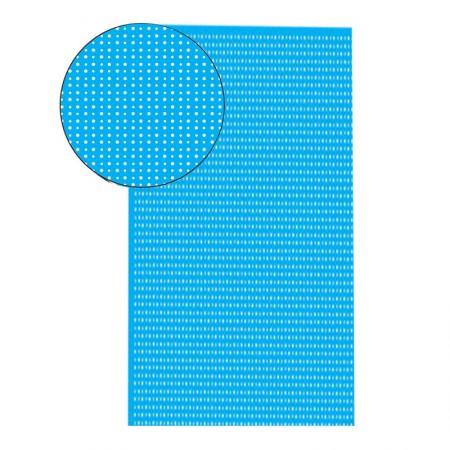 Placa de EVA 40X60cm - estampada bolinha azul - Seller