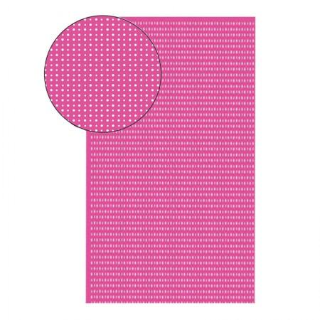 Placa de EVA 40X60cm - estampada bolinha rosa - Seller