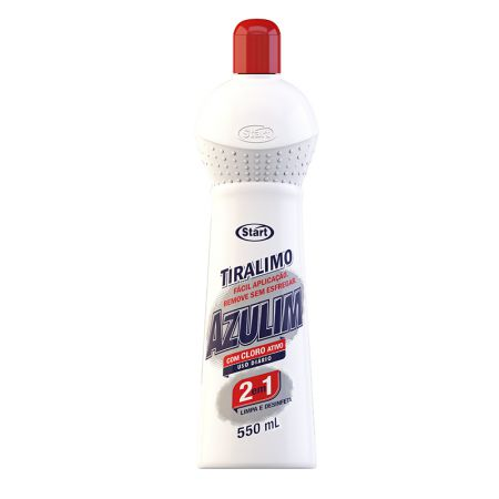 Tira limo Azulim 550ml - Start Química