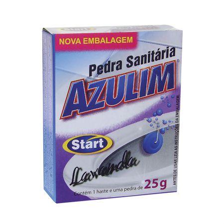 Pedra sanitária Azulim lavanda 25g - Start Química