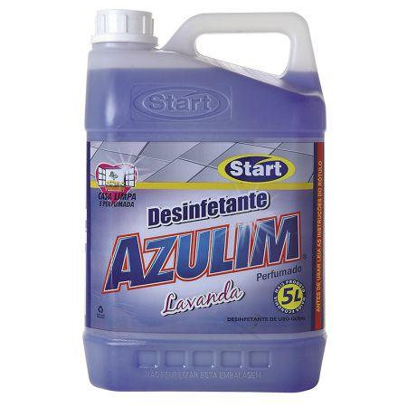 Desinfetante Azulim lavanda 5 litros - Start Química