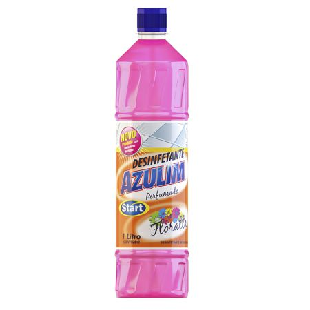 Desinfetante Azulim florata 1 litro - Start Química