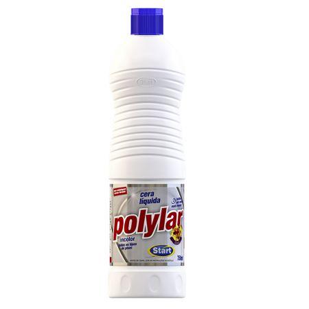 Cera líquida Polylar incolor 750ml - Start Química