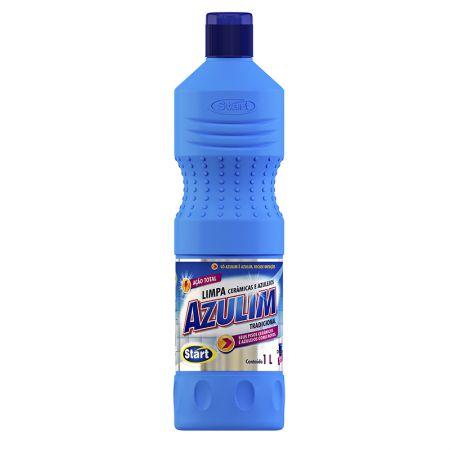 Limpa cerâmica Azulim lavanda 1 litro - Start Química
