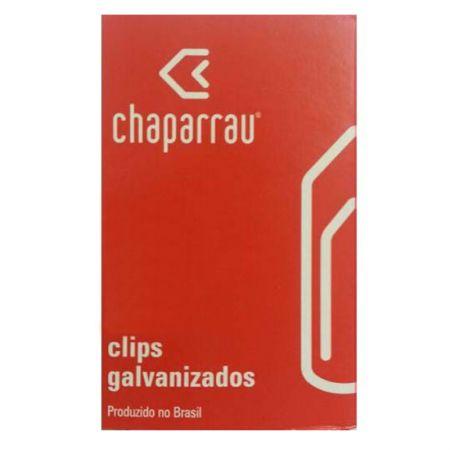Clips galvanizado NR 8/0 - com 170 unidades - Chaparrau