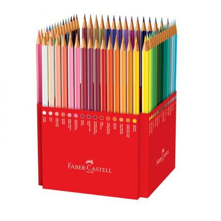 Lápis de cor 60 cores - 120160G - Faber-Castell