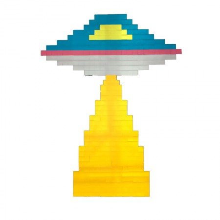 Post-it Art Disco Voador - 10 Blocos - Faça você mesmo - 3M