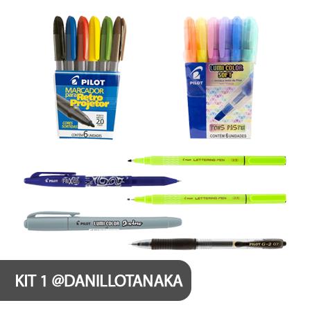 Kit Pilot por @danillotanaka