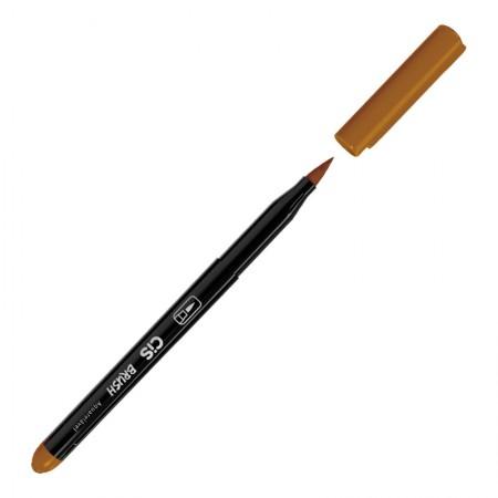 Caneta pincel Brush Aquarelável - (30) - Caramelo - Cis