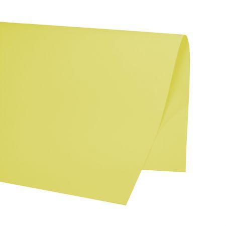 Papel cartão color set Amarelo - 48 x 66 cm - 10 folhas - VMP