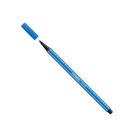 Caneta hidrográfica Porosa 68/41 - Azul escuro - Stabilo