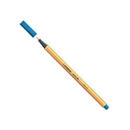Caneta hidrográfica Fine Point 88/32 - Azul royal - Stabilo
