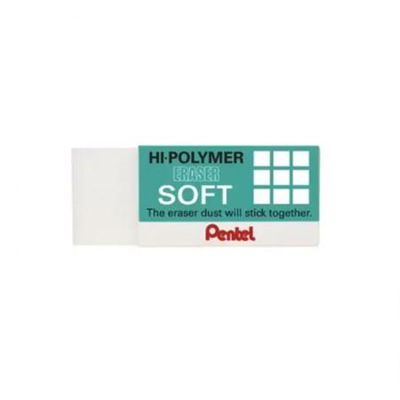 Borracha branca Hi-Polymer pequena - Pentel