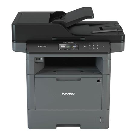 Impressora Multifuncional Laser Mono DCPL5652DN - Brother