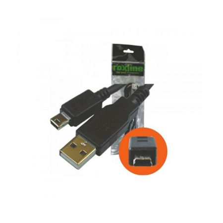 Cabo USB macho x USB mini 5 pinos 70035 - Tblack
