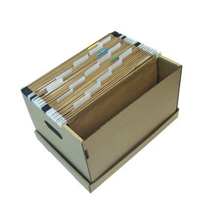 Caixa organizadora média papelão - 4023 - Chies