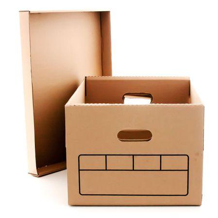 Caixa organizadora grande papelão - 4024 - Chies