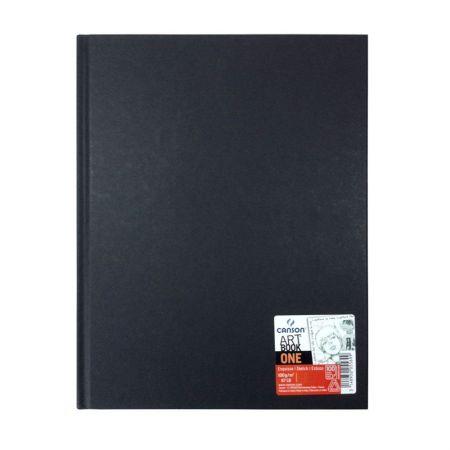 Livro croquis one 11x14cm 100g - com 100 folhas - Canson